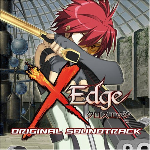 Image 1 for Cross Edge Original Soundtrack