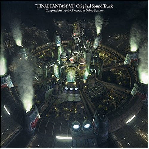Image 1 for FINAL FANTASY VII Original Sound Track