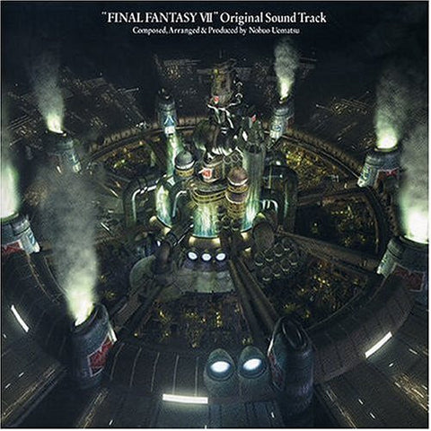 Image for FINAL FANTASY VII Original Sound Track