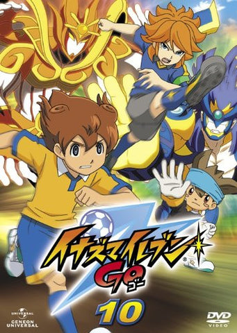 Image for Inazuma Eleven Go 10