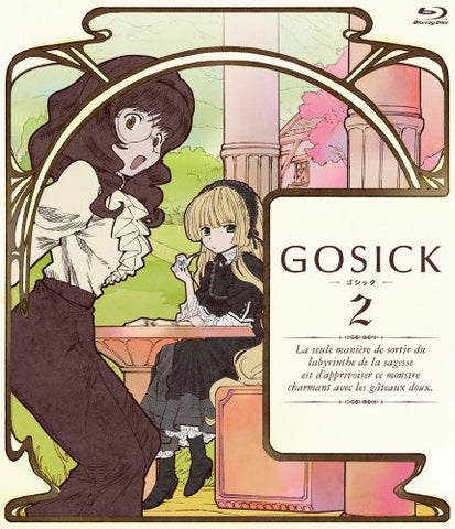 Image for Gosick Vol.2 [Blu-ray+DVD]