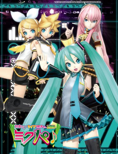 Image 1 for Hatsune Miku Live Party 2011 / Mikupa