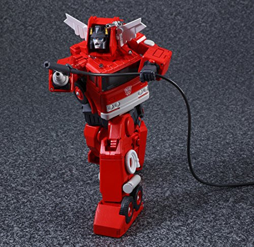 Image 8 for Transformers - Inferno - The Transformers: Masterpiece MP-33 (Takara Tomy)