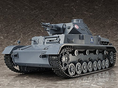Girls und Panzer - Figma Vehicles - Panzerkampfwagen IV Ausf D - 1/12 - Finals (Max Factory)