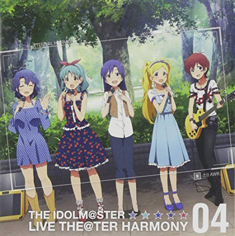 Image for THE IDOLM@STER LIVE THE@TER HARMONY 04