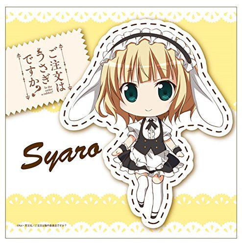Image 1 for Gochuumon wa Usagi Desu ka? - Kirima Sharo - Mini Towel - Towel (Contents Seed)