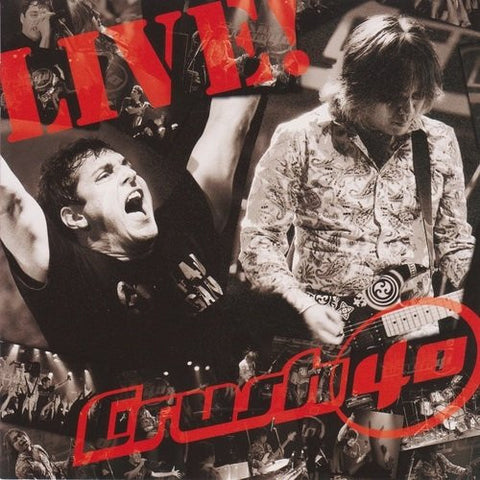 Image for LIVE! / CRUSH 40