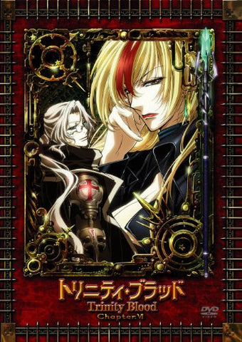 Image for Trinity Blood Chapter.6