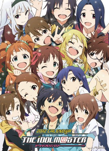 Image 1 for The Idolmaster (TV Animation) - Wall Calendar - 2012 (Try-X)[Magazine]