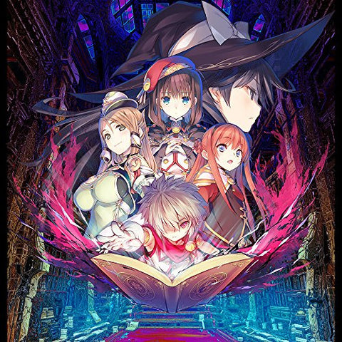 Dungeon Travelers 2-2 Yamiochi no Otomo to Hajimari no Sho