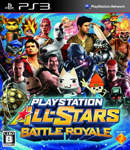 Image 1 for PlayStation All-Stars Battle Royale