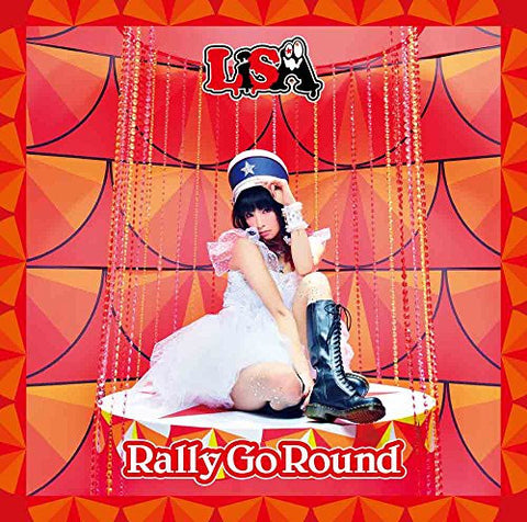 Image for Rally Go Round / LiSA