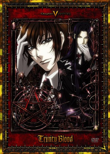 Trinity Blood Chapter.5