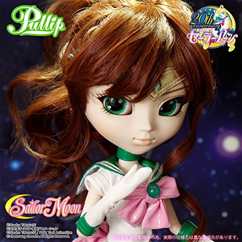 Image 4 for Bishoujo Senshi Sailor Moon - Sailor Jupiter - Pullip P-138 - Pullip (Line) - 1/6 (Groove)