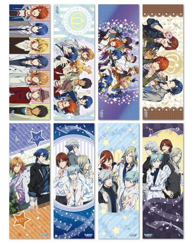 Image 3 for Uta no☆Prince-sama♪ - Maji Love 2000% - Camus - Kotobuki Reiji - Kurosaki Ranmaru - Mikaze Ai - Pos x Pos Collection - Stick Poster - Uta no☆Prince-sama♪ Maji Love 2000% Pos x Pos Collection - Quartet Night (Media Factory)