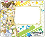 Thumbnail 1 for The Idolmaster Shiny Festa - Hoshii Miki - Futami Mami - Futami Ami - Mousepad - Photo Frame (Broccoli)