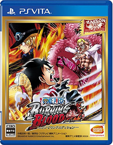 Image for One Piece: Burning Blood [Anison Sound Edition]
