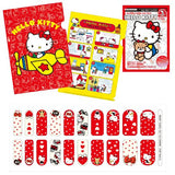 Thumbnail 7 for Hello Kitty   Mini Clear File And Nail Seal Book