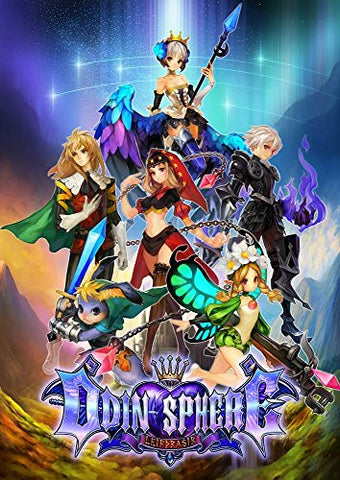 Odin Sphere Leifdrasir - PS4