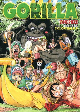 Image for One Piece   Gorilla