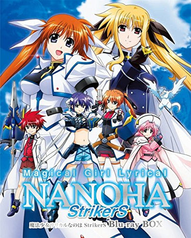 Image for Magical Girl Lyrical Nanoha Strikers Blu-ray Box