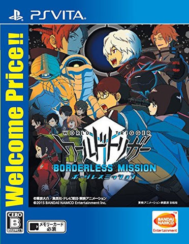 Image for World Trigger: Borderless Mission (Welcome Price!!)