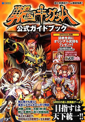 Sengoku Kingdom Official Guide Book