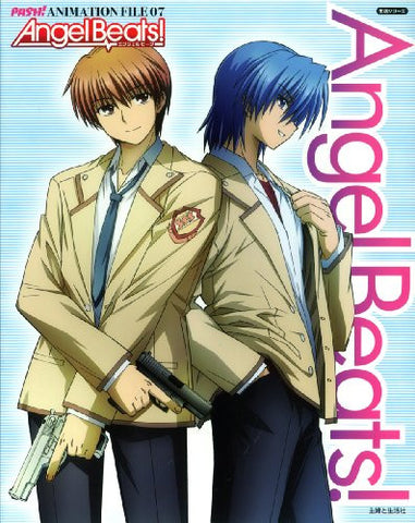 Image for Angel Beats! Pash