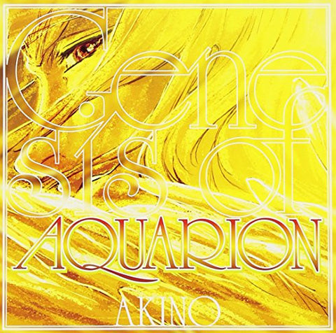 Image for Genesis of Aquarion / AKINO