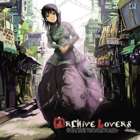 Image for ARCHIVE LOVERS / Ayane