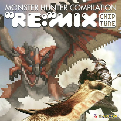 "Image for Monster Hunter Compilation ""RE:""MIX Chiptune"