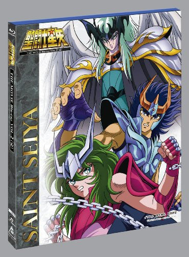 Image 3 for Saint Seiya The Movie Blu-ray Vol.2
