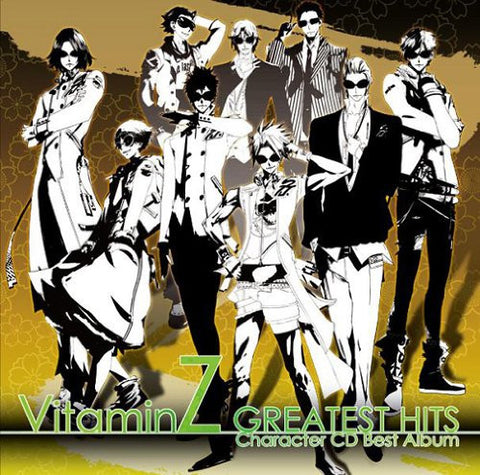 Image for VitaminZ Character CD Best Album ~Greatest Hits~