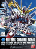 Thumbnail 2 for Gundam Build Fighters - GAT-X105B/FP Build Strike Gundam Full Package - SD Gundam BB Senshi #388 (Bandai)
