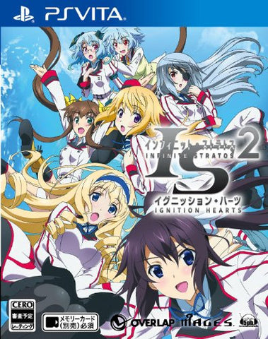 Image for Infinite Stratos 2: Ignition Hearts