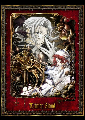 Image 1 for Trinity Blood Chapter.1 Collector's Edition [DVD+CD Limited Edition]