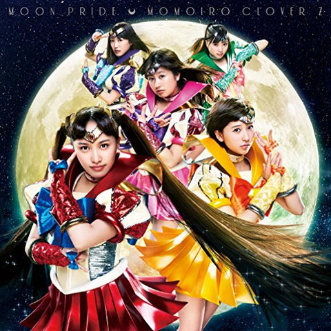 Image for MOON PRIDE / Momoiro Clover Z [Momoclo Edition]