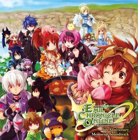Image for Emil Chronicle Online 6th Anniversary Memorial Soundtrack
