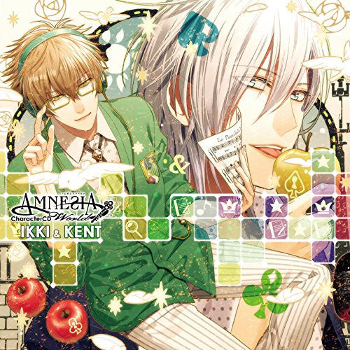 Image 1 for AMNESIA World CharacterCD IKKI & KENT