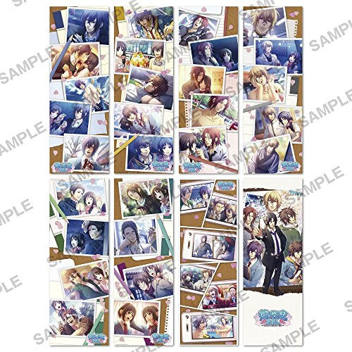Image 4 for Hakuouki SSL ~Sweet School Life~ - Hijikata Toshizou - Stick Poster - Hakuouki SSL Pos x Pos collection (Kadokawa, Media Factory)