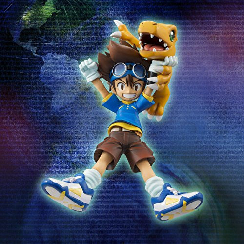 Image 8 for Digimon Adventure - Agumon - Yagami Taichi - G.E.M. - 1/10 - Re-release (MegaHouse)