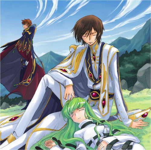 Image 1 for CODE GEASS Lelouch of the Rebellion R2 O.S.T.2