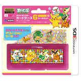Thumbnail 1 for Pocket Monster Card Case 6 Seal Set for Nintendo 3DS (Best Wish Version)