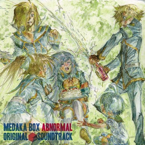 MEDAKA BOX ABNORMAL ORIGINAL SOUNDTRACK