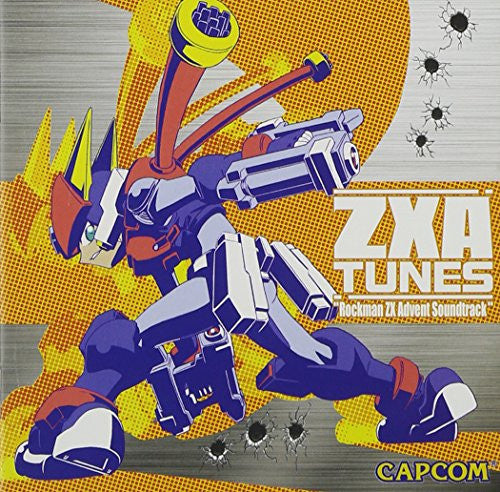 Image 1 for Rockman ZX Advent Soundtrack: ZXA Tunes