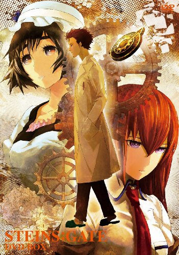 Image 1 for Steins;gate Dvd Box