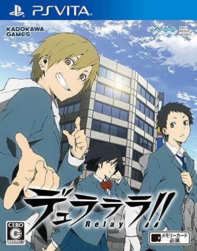 Image 1 for Durarara!! Relay