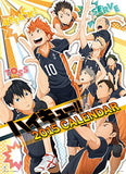 Thumbnail 1 for Haikyuu!! - Calendar - Wall Calendar - 2015 (Ensky)[Magazine]