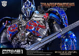 Transformers: Lost Age - Convoy - Museum Masterline Series MMTFM-08 - Ultimate Edition (Prime 1 Studio) - 8