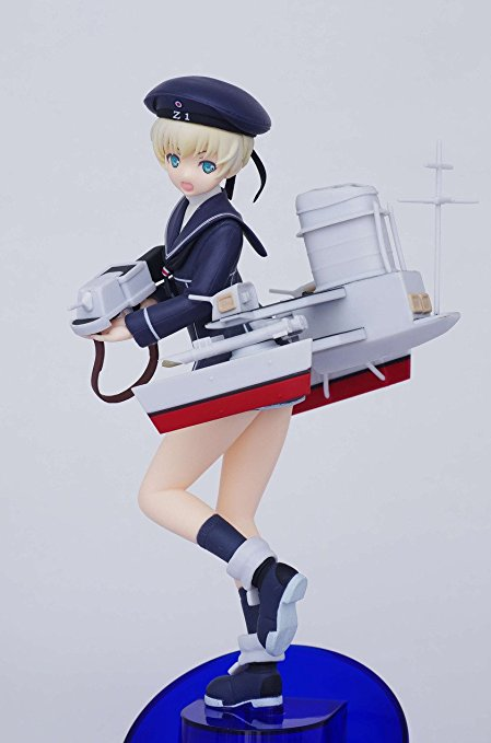 Image 1 for Kantai Collection ~Kan Colle~ - Z1 - SPM Figure